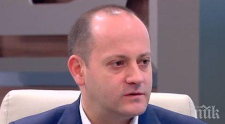 Радан Кънев се размечта за 350 евро минимална пенсия