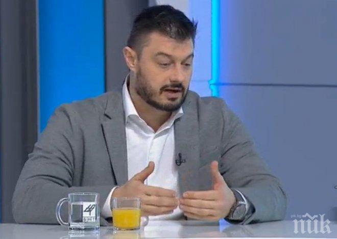 Бареков категоричен: Няма да влизаме в коалиции