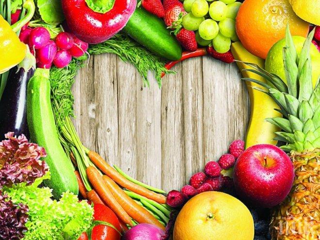 ЗА НУЛА ВРЕМЕ! Свалете 4 кг за седмица с шарената диета