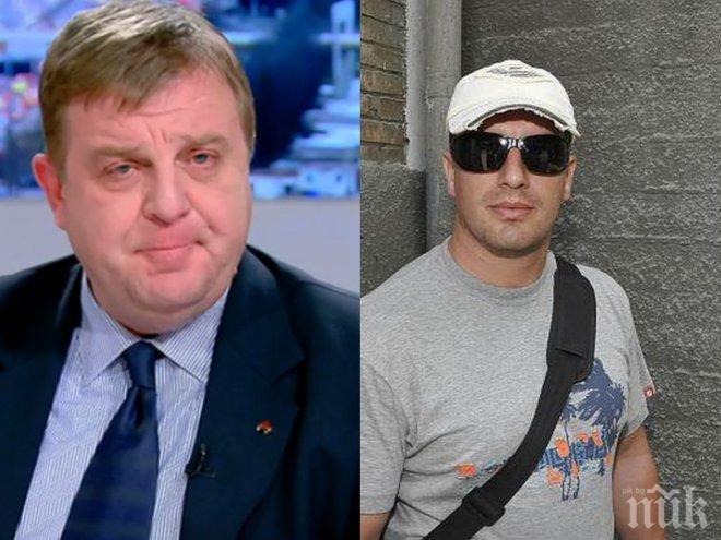И Каракачанов защитава Михаил Цонков: Това, което турците правят, цели да демотивира родните граничари