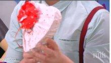 Разкриха как е изглеждал покровителят на влюбените Свети Валентин (ВИДЕО)