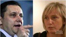 ИЗВЪНРЕДНО В ПИК! Яне Янев изригна: Елена Йончева вменява на парламента противоконституционни функции!