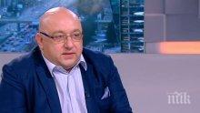 """Красен Кралев с шокиращи данни за парите, извадени от държавата за """"София Оупън"""""""