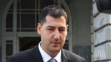 Кметът Иван Тотев се върна на работа