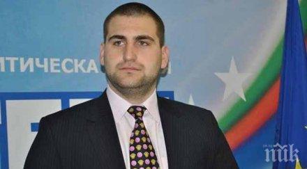 Евродепутатът от ГЕРБ Андрей Новаков: Спомнете си каква беше България преди хората да гласуват за нас (ВИДЕО)