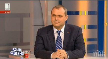 Искрен Веселинов: Обединените патриоти ерозираха статуквото и предизвикаха предсрочните избори