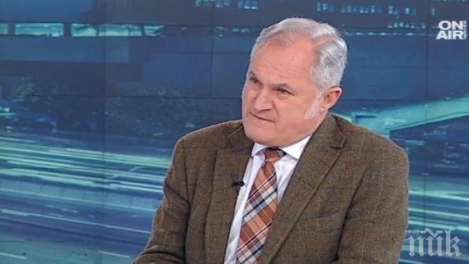 Кольо Парамов: Ще ходим на избори и през октомври
