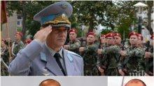 САМО В ПИК! Ген. Константин Попов проговори за влизането си в политиката, отношенията с Румен Радев и Бойко Борисов