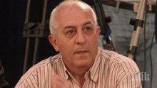 Юрий Асланов: Личностите няма да са водещи на изборите, ГЕРБ и БСП са с равни сили
