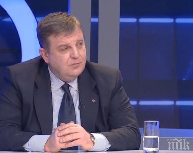 ПОЛИТИЧЕСКИ ОТКРОВЕНИЯ! Каракачанов разкри имало ли е тайни преговори за коалиция с БСП и ГЕРБ