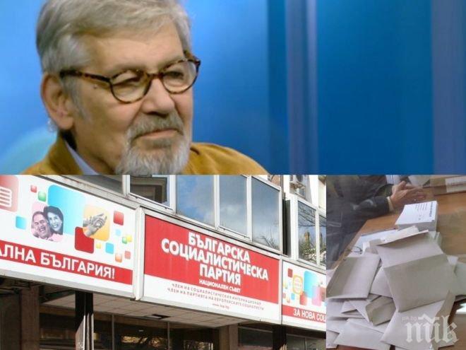 Стефан Данаилов разкри как предизборният клип на БСП ще бъде свързан с Радев и защо реденето на листите го е огорчило