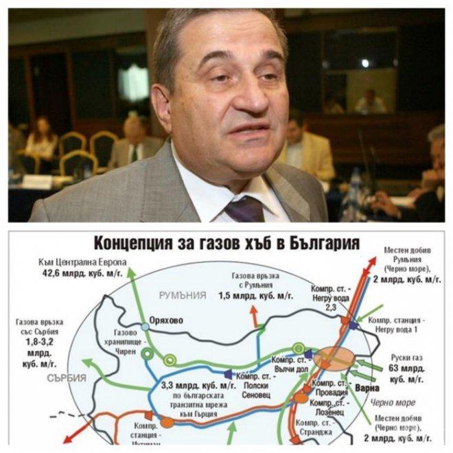 """Атанас Тасев: Трябва да забравим """"Южен поток"""", а да развиваме газовия хъб """"Балкан"""""""