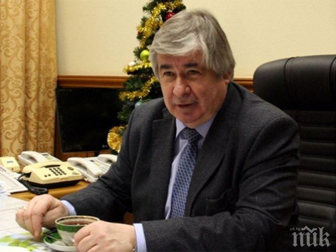 Руският посланик Макаров оптимист за възраждането на замразените отношения