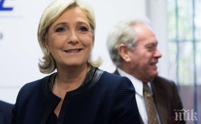 Марин Льо Пен e заплаха за Путин, той би искал Фийон да стане президент