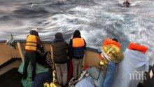 Ужасяващо! 74 тела на мигранти изплуваха на либийския плаж