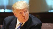 Тръмп предаде на танкисти националната сигурност на САЩ