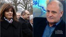 ЕКСКЛУЗИВНО! Бившият главен секретар Николай Радулов с тежък коментар за НСО и охраната на Деси Радева