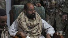 ООН поиска Либия да предаде сина на Кадафи на Международния наказателен съд