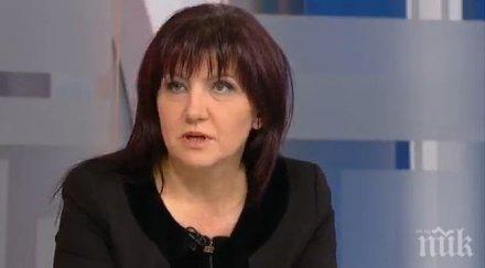 НОВАТОРСТВО! Цвета Караянчева открива горещ чат във Фейсбук