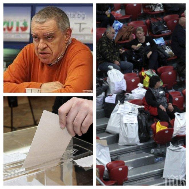 """Мишо Константинов вещае хаос: Може да се повтори трагедията в """"Арена Армеец"""""""