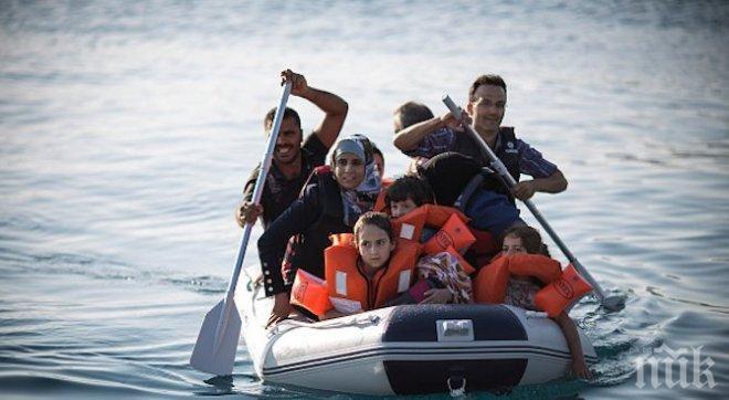 Трима мигранти се удавиха в река Марица
