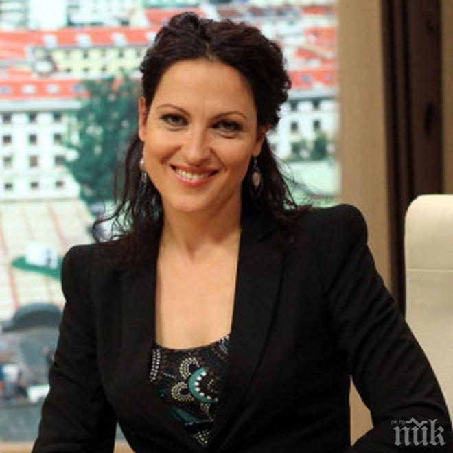 Ани Цолова става лектор при Иван и Андрей