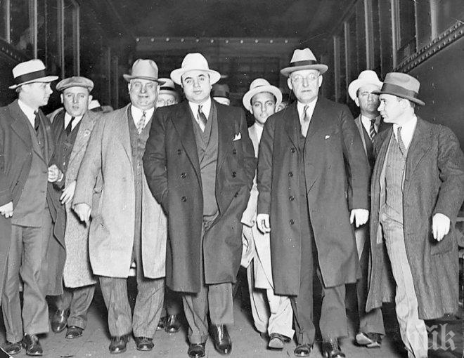 Българин - ортак на Ал Капоне, бил фалшификатор №1