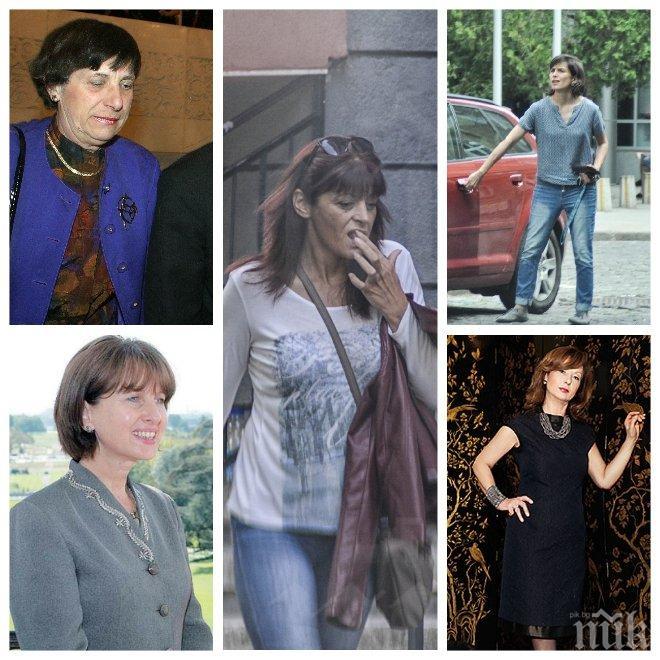 """САМО ПО ПИК TV! Гафовете на Деси Радева и трагедиите, покосили първите дами на България - плюс още топ клюки от седмицата в """"Жълтите новини"""""""