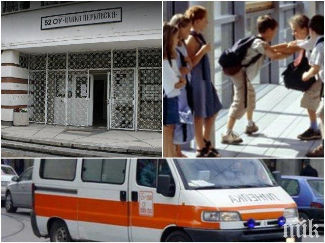 СТРАШНА ТРАГЕДИЯ! Конфликт при игра довел до фаталния инцидент с 11-годишното момиченце в София