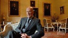 Симеон Сакскобургготски разкри възгледите си за монархията и връзките България-Русия пред ТАСС