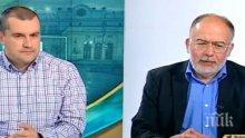 Политолог и социолог в спор: Кои партии ще влязат в парламента и защо лидерите не влязоха в пряк дебат