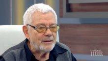 Поетът Недялко Йорданов: Най-ужасното е, че сме разединени, трябва да имаме самочувствие