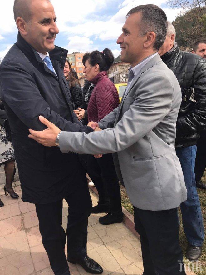 Цветан Цветанов: ГЕРБ предлага реални решения за развитието на всички региони в страната (СНИМКИ)