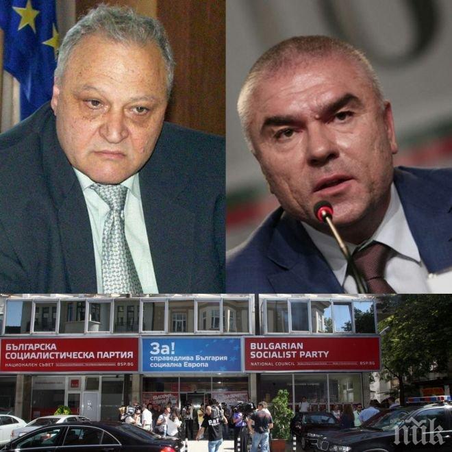 ЕКСКЛУЗИВНО И САМО В ПИК! Димитър Дъбов отвърна на Марешки: Не е стъпвал в кабинета ми, говори абсурди!
