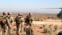 """Американската армия нападна """"Ал Кайда"""" в Йемен"""
