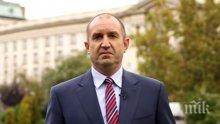 Президентът Румен Радев пусна клип с най-важните моменти от първия си месец на поста