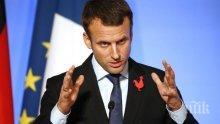 Макрон затвърждава позицията си на фаворит за победител на президентските избори във Франция