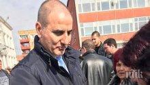 Цветанов от Благоевград: Основният проблем за Европа днес е миграционният поток