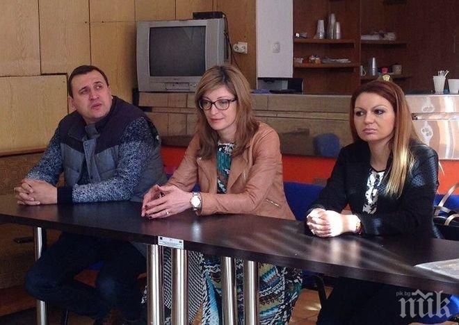 Екатерина Захариева: ГЕРБ има конкретен план за вдигане на всички пенсии