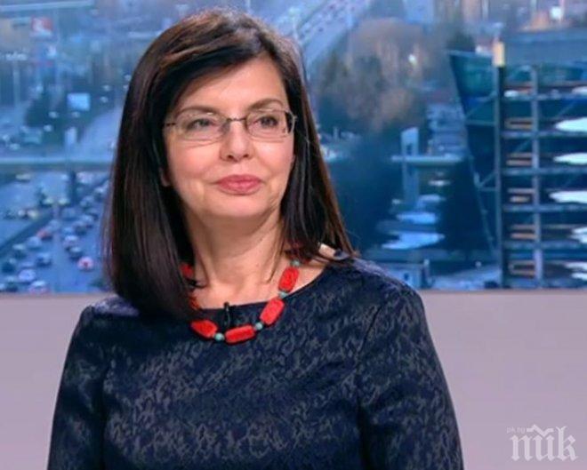 Меглена Кунева откри кампанията в Добрич
