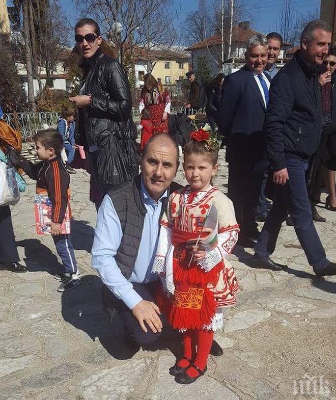 Цветанов се включи в традиционните празници за Тодоровден (СНИМКИ)
