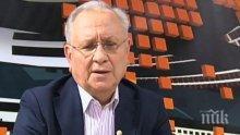 Осман Октай: Винаги се е злоупотребявало с етническия вот в България от външни сили