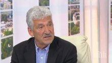 Красимир Велчев: Гордея се с листата на ГЕРБ в област Перник