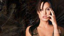 Анджелина Джоли се фръцка с нов мъж (СНИМКИ)