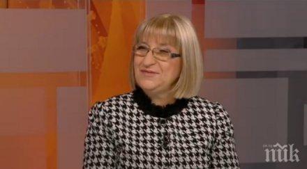 Цецка Цачева: Хората проявяват интерес към предлаганите предизборни програми