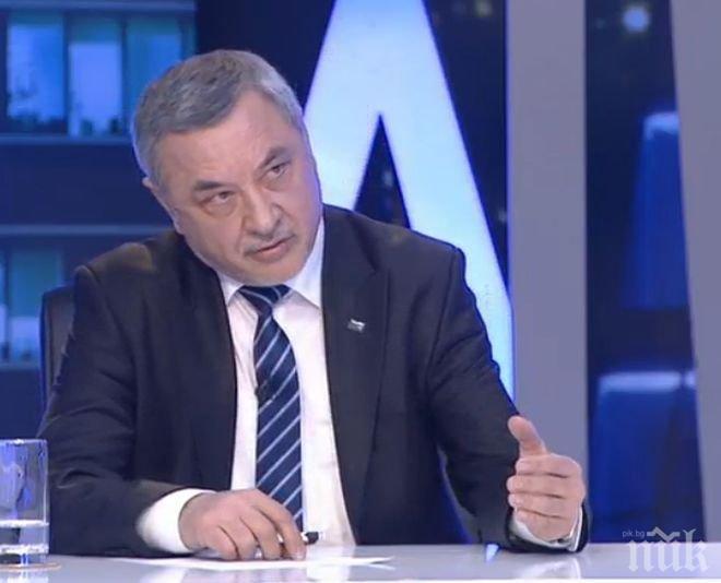 """ЕКСКЛУЗИВНО! Валери Симеонов хвърли бомба след намесата на Турция в изборите: Там не се извършваше гласуване, а преброяване на """"овцете"""""""