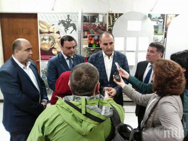 Цветанов с важна новина за полицаите в малките населени места