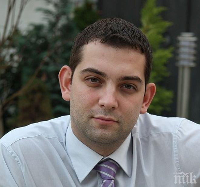 Димитър Делчев: Ще увеличим парите за образование на 4,5% от БВП