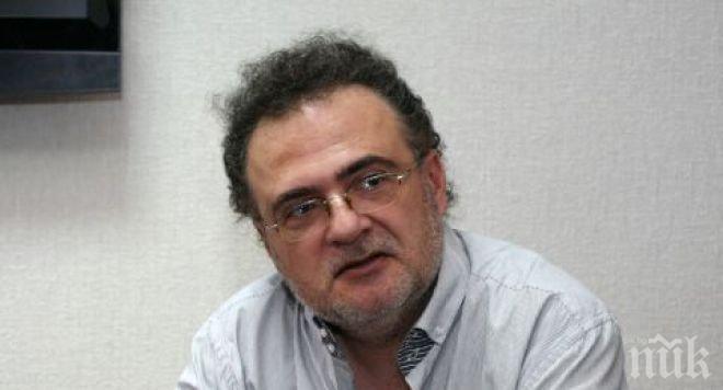 СКАНДАЛ! Водач на листа от ДОСТ с потресаващо изявление пред вестник в Истанбул: Българите са с турски корен (СНИМКА)