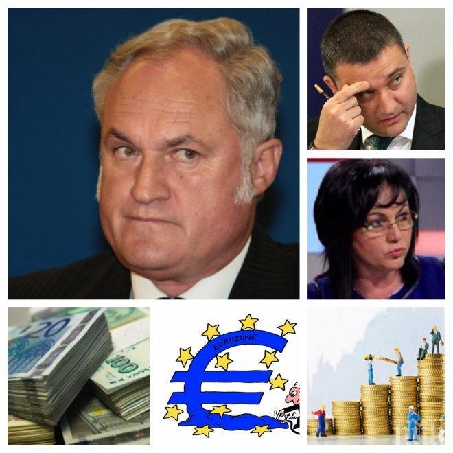 ИЗВЪНРЕДНО В ПИК TV! Опасна ли е еврозоната и пада ли валутният борд? Кольо Парамов с разкрития за реалното финансово състояние на държавата и обещанията на партиите
